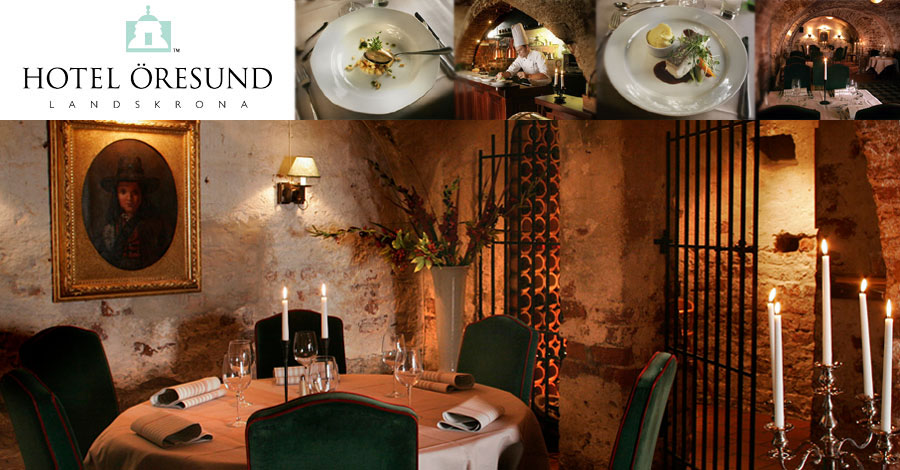 Hotel öresundnils Holgersson Gourmet Restaurang Med Kulinariska