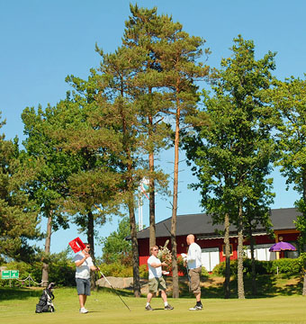 golf packages west coast of sweden